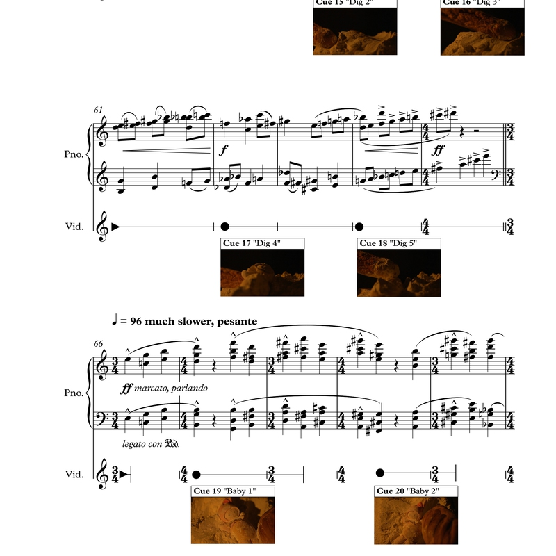 Piano pieces about food - product preview 6