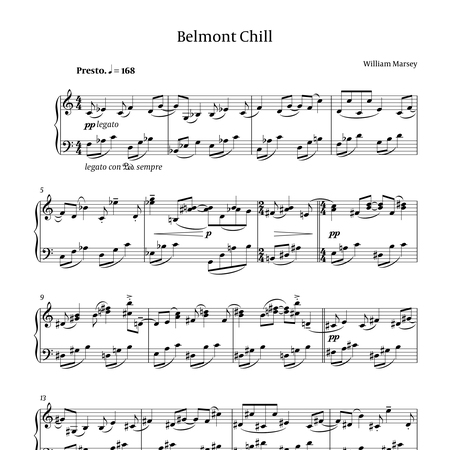 Belmont Chill - product preview thumbnail 2