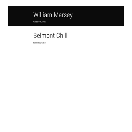 Belmont Chill - product preview thumbnail 1