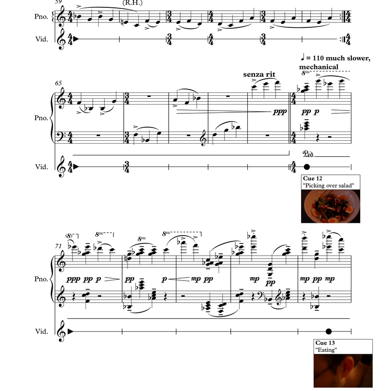 Piano pieces about food - product preview 7