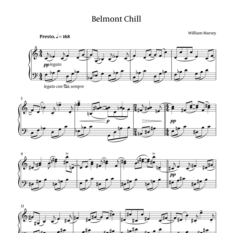 Belmont Chill - product preview 2